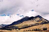 /images/133/2004-10-crested-view2.jpg - #02352: views along Gothic Road … Oct 2004 -- Crested Butte, Colorado