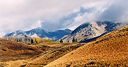 /images/133/2004-10-crested-view4.jpg - 02353: views along Gothic Road … Oct 2004 -- Crested Butte, Colorado