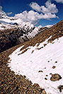 /images/133/2004-10-crested-yule-mtns4.jpg - #02373: trail from Paradise Divide to Yule Pass  … October 2004 -- Paradise Divide, Crested Butte, Colorado