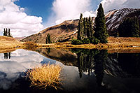 /images/133/2004-10-crested-yule2.jpg - #02361: images of Paradise Divide lake (elev 11,250 ft) … October 2004 -- Paradise Divide Lake, Crested Butte, Colorado