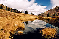 /images/133/2004-10-crested-yule4.jpg - #02365: images of Paradise Divide lake (elev 11,250 ft) … October 2004 -- Paradise Divide Lake, Crested Butte, Colorado