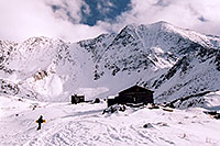 /images/133/2004-11-fremont-lake-hut2.jpg - #02410: winter near Fremont Pass … Sept 2004 -- Fremont Pass, Colorado
