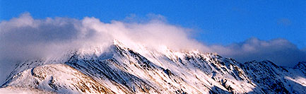 /images/133/2004-11-fremont-lake-mtn1-pano.jpg - #02422: Mountains over Clinton Gulch … November 2004 -- Fremont Pass, Colorado