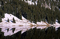 /images/133/2004-11-fremont-lake-trees.jpg - #02389: images of Clinton Gulch (elev 11,082ft) … November 2004 -- Clinton Gulch, Fremont Pass, Colorado