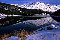 /images/133/2004-11-fremont-lake2.jpg - #02387: images of Clinton Gulch (elev 11,082ft) … November 2004 -- Clinton Gulch, Fremont Pass, Colorado
