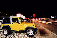 /images/133/2004-11-lithia-jeep2.jpg - #02437: yellow Jeep Wrangler Sport at Lithia Jeep in Centennial, Colorado … Nov 2004 -- Lithia Jeep, Centennial, Colorado