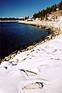 /images/133/2005-01-twin-lakes-lake3-3.jpg - #02452: Mt Elbert Forebay, elevation 9,645 ft … Jan 2005 -- Mt Elbert Forebay, Twin Lakes, Colorado