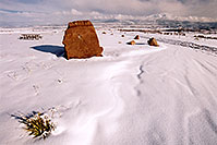 /images/133/2005-03-delnorte-snow1.jpg - #02477: beautiful winter day along Spanish Trail  … March 2005 -- Del Norte, Colorado