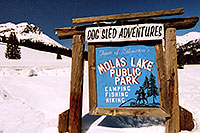 /images/133/2005-03-molas-dogsled.jpg - #02546: Dogsled Adventures at Molas Pass … March 2005 -- Molas Pass, Colorado