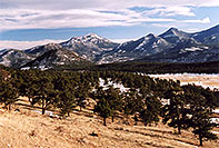 /images/133/2005-03-rockmtn-view1.jpg - #02565: Rocky Mtn National park, near Estes Park … March 2005 -- Rocky Mountain National Park, Colorado