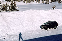 /images/133/2005-03-wolfcreek-jeep3.jpg - #02597: morning at Wolf Creek Pass … March 2005 -- Wolf Creek Pass, Colorado