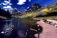 /images/133/2005-09-maroon-lake.jpg - #02631: images of Maroon Bells … Sept 2005 -- Maroon Bells, Colorado