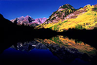 /images/133/2005-09-maroon-reflection1.jpg - #02671: images of Maroon Bells … Sept 2005 -- Maroon Bells, Colorado