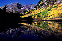 /images/133/2005-09-maroon-reflection2.jpg - #02645: images of Maroon Bells … Sept 2005 -- Maroon Bells, Colorado