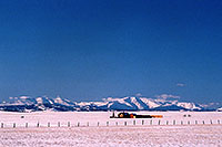 /images/133/2006-02-hartsel-snow-house.jpg - #02777: a house between Hartsel & Wilkerson Pass … Feb 2006 -- Wilkerson Pass, Colorado