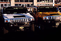 /images/133/2006-02-hummers-medved-04.jpg - #02793: white and yellow H2 Hummers in Castle Rock … Feb 2006 -- Castle Rock, Colorado