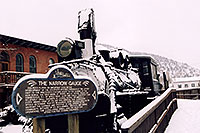 /images/133/2006-03-idaho-springs-train.jpg - #02871: The Narrow Gauge Railroad … images of Idaho Springs … March 2006 -- Idaho Springs, Colorado