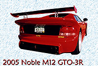 /images/133/2006-03-paragon-noble-pro2.jpg - #02887: red 2005 Noble M12 GTO-3R at Paragon Motorcars … March 2006 -- Centennial, Colorado