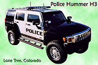 /images/133/2006-03-police-hummers01.jpg - #02888: Police Hummers H3 in Lone Tree … Feb 2006 -- Lone Tree, Colorado