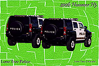/images/133/2006-03-police-hummers06.jpg - #02893: Police Hummers H3 in Lone Tree … Feb 2006 -- Lone Tree, Colorado