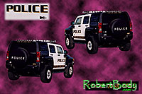 /images/133/2006-03-police-hummers07.jpg - #02894: Police Hummers H3 in Lone Tree … Feb 2006 -- Lone Tree, Colorado