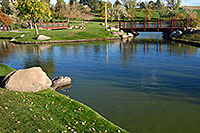 /images/133/2006-10-07-lone-merid-lake2.jpg - #02992: Meridian pond in Lone Tree … Oct 2006 -- Lincoln Rd, Englewood, Colorado