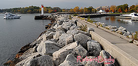 /images/133/2006-10-21-oak-bronte01.jpg - #03114: images of Oakville … Oct 2006 -- Bronte Harbour, Oakville, Ontario.Canada