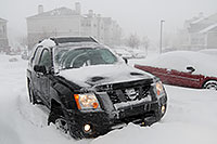 /images/133/2006-12-20-rem-xterras03.jpg - #03267: Xterra at Remington in Lone Tree … Dec 2006 -- Remington, Lone Tree, Colorado