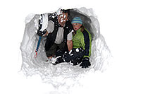 /images/133/2006-12-21-high-snowcave02.jpg - #03234: inside a snowcave … Dec 2006 -- Highlands Ranch, Colorado