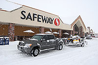 /images/133/2006-12-21-lone-safeway.jpg - #03296: Safeway on Yosemite Rd and Lincoln Rd in Lone Tree … Dec 2006 -- Lone Tree, Colorado