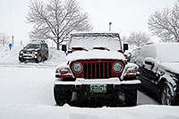 /images/133/2006-12-28-jep-red02.jpg - #03318: red Jeep Wrangler in Englewood … Dec 2006 -- Inverness Dr, Englewood, Colorado