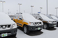/images/133/2007-01-12-go-xterras05.jpg - #03376: yellow Nissan Xterra at GO Nissan on Arapahoe Rd … Jan 2007 -- Go Nissan, Englewood, Colorado