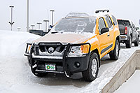 /images/133/2007-01-12-go-xterras06.jpg - #03377: yellow Nissan Xterra at GO Nissan on Arapahoe Rd … Jan 2007 -- Go Nissan, Englewood, Colorado