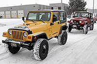 /images/133/2007-01-12-lithia-jeeps04.jpg - #03390: red and yellow Jeep Wranglers at Lithia Jeep … Jan 2007 -- Lithia Jeep, Englewood, Colorado