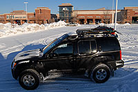 /images/133/2007-01-13-engle-rei-xterra.jpg - #03396: Xterra in front of REI #61 in Englewood, Colorado … January 2007 -- Englewood, Colorado