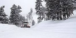 /images/133/2007-01-21-sed-snowplow2-pano.jpg - #03376: snowplow in the woods of Sedalia … Jan 2007 -- Sedalia, Colorado