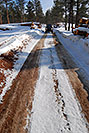 /images/133/2007-01-27-sed-logs-xterra2.jpg - #03416: Xterra by snowy logs  … Jan 2007 -- Turnbull, Colorado