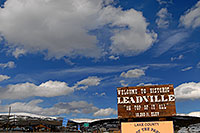 /images/133/2007-04-01-lead-welcome03.jpg - #03694: Welcome to Historic Leadville, On Top of it all, 10,200 ft elevation … images of Leadville … April 2007 -- Leadville(city), Colorado