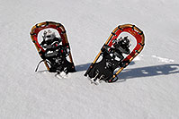 /images/133/2007-04-28-love-snowshoes.jpg - #03813: snowshoes in the backcountry of Loveland Pass … April 2007 -- Loveland Pass, Colorado