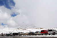 /images/133/2007-05-05-love-parking02.jpg - #03821: parking lot of Loveland Pass … May 2007 -- Loveland Pass, Colorado