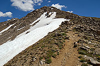 La Plata Peak on one page