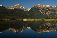 /images/133/2007-06-24-twin-reflect01.jpg - #04097: images of Twin Lakes … June 2007 -- Twin Lakes, Colorado