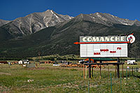 /images/133/2007-06-25-princ-comanche01.jpg - #04114: Comanche Cinema - images of Mt Princeton … June 2007 -- Mt Princeton, Colorado