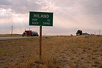 /images/133/2007-07-20-wyo-hiland01.jpg - #04287: Hiland, Wyoming - Population 10, Elevation 5,998 ft … July 2007 -- Hiland, Wyoming