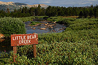 /images/133/2007-07-26-mt-bear-creek-si1.jpg - #04435: Little Bear Creek along Beartooth Pass Highway … July 2007 -- Little Bear Creek, Beartooth Pass(MT), Montana