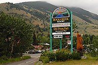 /images/133/2007-07-26-mt-bear-resort.jpg - #04451: Rock Creek Resort along Beartooth Pass Highway … July 2007 -- Beartooth Pass(MT), Montana
