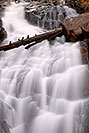 /images/133/2007-09-22-rm-fern-fls-3811v.jpg - #04729: Fern Falls … Sept 2007 -- Fern Falls, Rocky Mountain National Park, Colorado