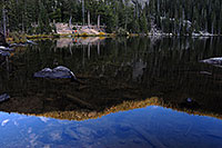 /images/133/2007-09-22-rm-fern-lake-3820.jpg - #04730: View of Fern Lake … Sept 2007 -- Fern Lake, Rocky Mountain National Park, Colorado