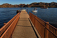 /images/133/2007-10-07-sag-lake-5360.jpg - #04733: Pier at Saguaro Lake … Oct 2007 -- Saguaro Lake, Arizona