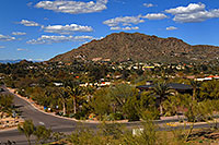 /images/133/2008-03-09-parvalley-3694.jpg - #04945: View North by Camelback Mountain in Phoenix … March 2008 -- Paradise Valley, Arizona